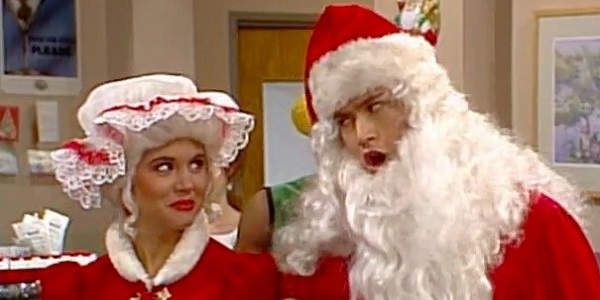 A Home For Christmas.Holiday Revisit Saved By The Bell Home For Christmas
