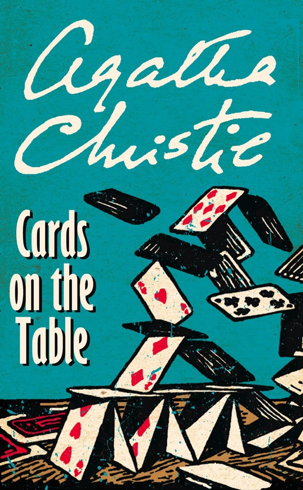 Christie & Cocktails: Cards On The Table