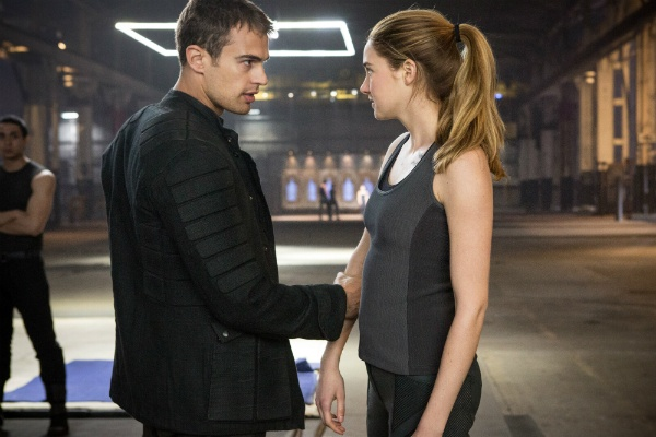 Who is theo james dating shailene woodley