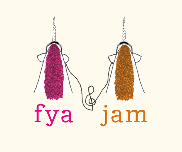 FYA JAM: A Little Bit of Resolve