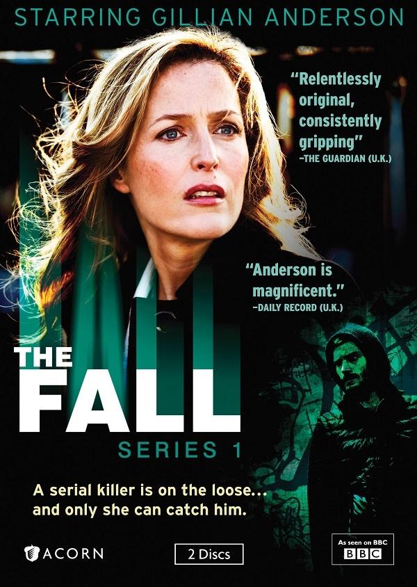 Netflix Fix: THE FALL, Series 1