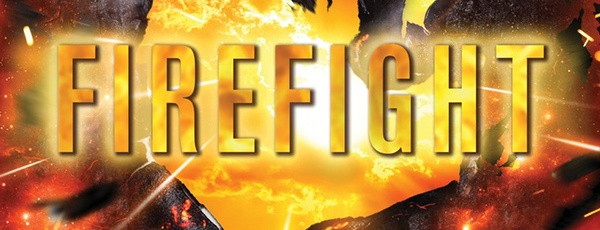 Giveaway: Brandon Sanderson's FIREFIGHT