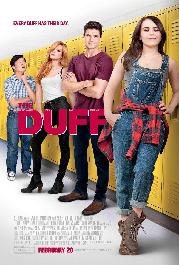Happy Valentine S Day From The Duff Forever Young Adult