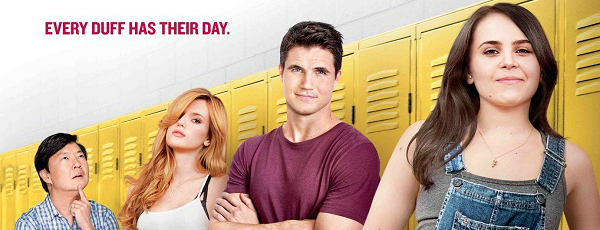 Giveaway: THE DUFF