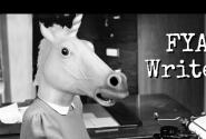 Inkcouragement: Introducing the FYA Virtual Writing Group!