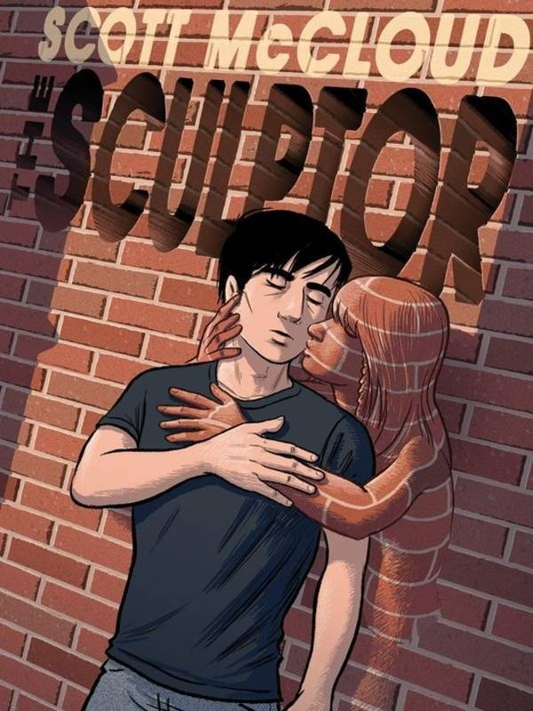 YA Movie News Roundup: Scott McCloud's THE SCULPTOR Will Be A Movie