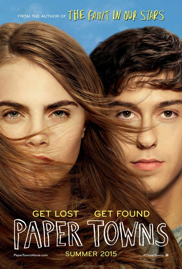 The PAPER TOWNS Trailer Is Here!