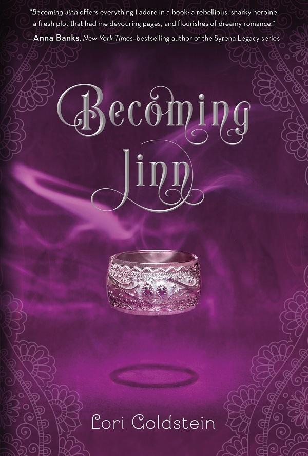 Blog Tour: Becoming Jinn