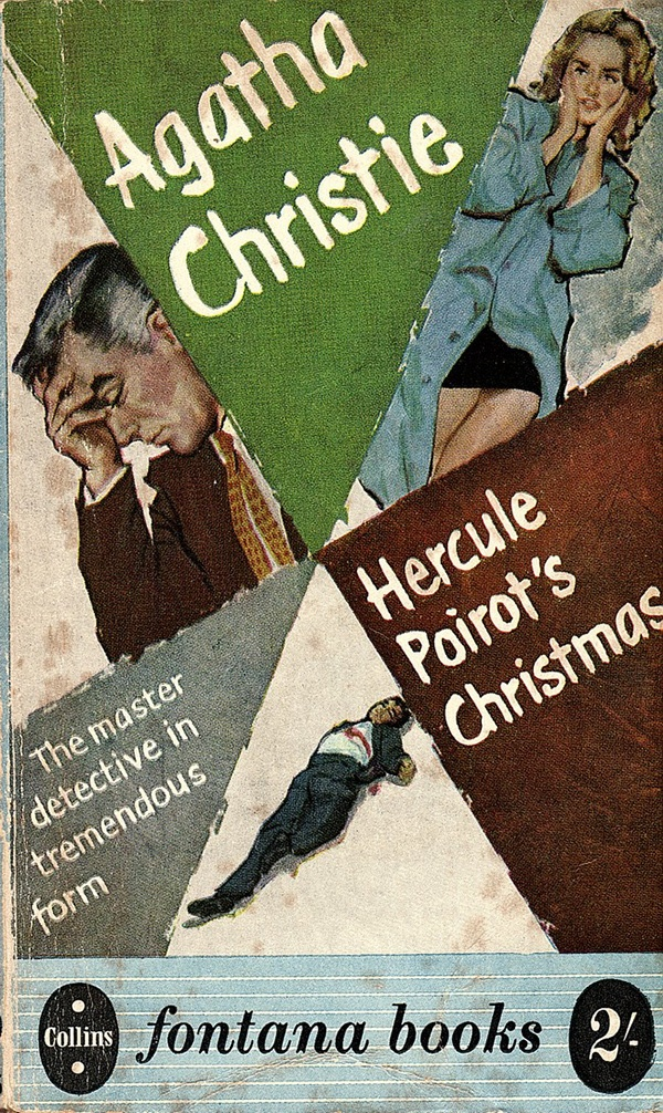 Christie & Cocktails: Hercule Poirot's Christmas