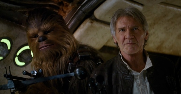 YA Movie News Roundup: Is STAR WARS YA?