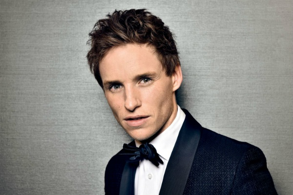 YA Movie News Roundup: Eddie Redmayne Is Our Newt Scamander